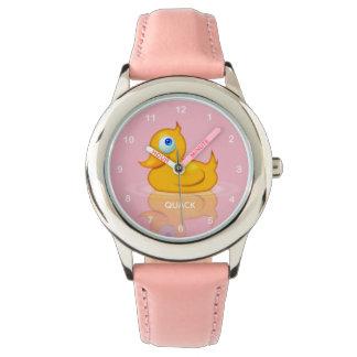 Classic Digital Rubber Duck Watch