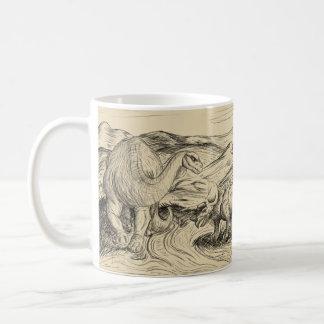 Classic Dinosaurs Coffee Mug