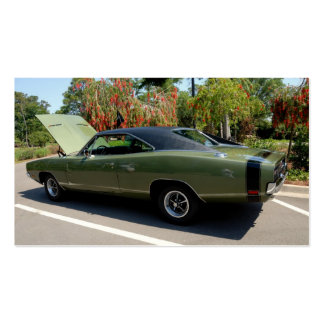 Classic Dodge Charger Pack Of Standard Business Cards