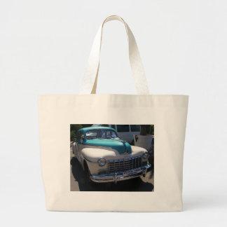Classic Dodge. Large Tote Bag