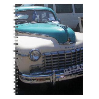 Classic Dodge. Notebooks