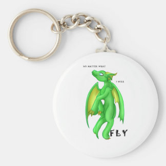 Classic Dragon- Learn To Fly! Key Chains