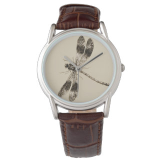 Classic Dragonfly Watch