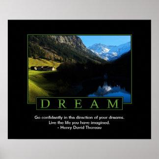Classic Dream Poster