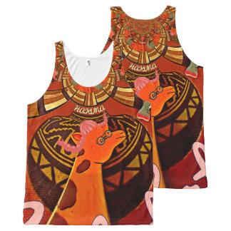 Classic Egyptian Giraffe looks design