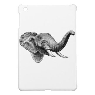 Classic Elephant iPad Mini Cases