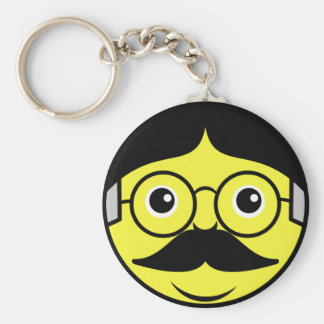 Classic Face Keychain