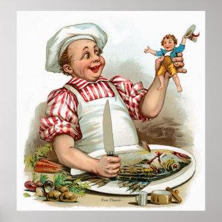 Classic Fairy Tales - Tom Thumb Poster