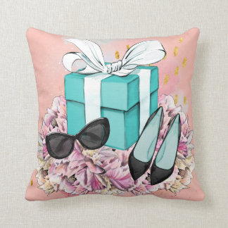 Classic Fashion Couture Style pillow
