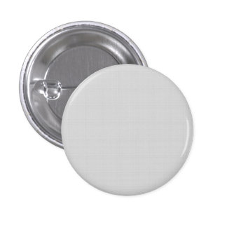 Classic Faux Linen Silver Grey 1 Inch Round Button