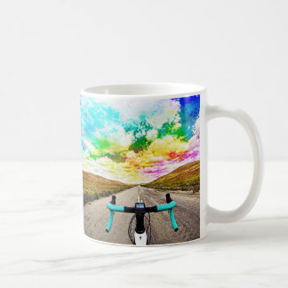 Classic Fikeshot with a pop of color Coffee Mug