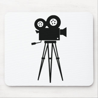 Classic Film Camera Mouse Pad