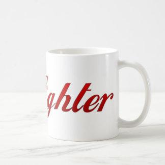 Classic Firefighter Coffee Mug