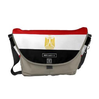 Classic Flag of Egypt Commuter Bag
