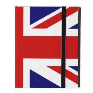 Classic Flag of the United Kingdom Case For iPad