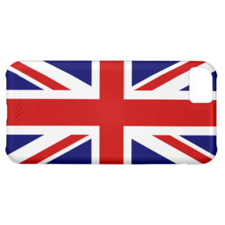 Classic Flag of the United Kingdom iPhone 5C Cover