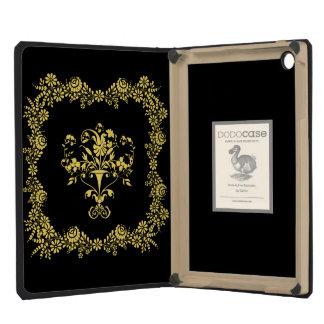 Classic floral iPad mini cases