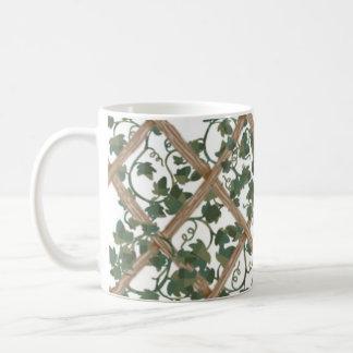 Classic, Floral Coffee Mug