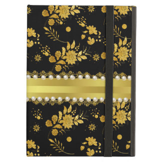 Classic floral iPad air covers