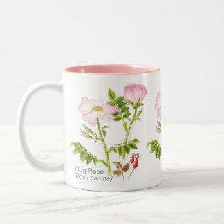 Classic Floral Mug - Dog Rose
