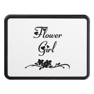 Classic Flower Girl Hitch Covers