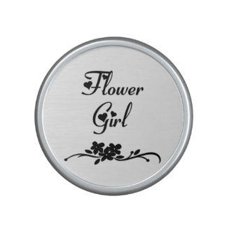 Classic Flower Girl Speaker