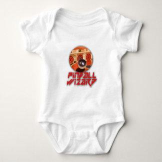 Classic Gamer - Pinball Baby Bodysuit