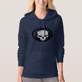 Classic Ghost Rider Skull Icon Hoodie