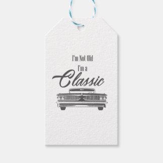 classic gift tags