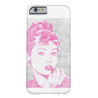 Classic glamour style barely there iPhone 6 case