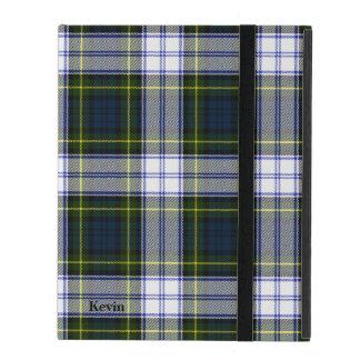 Classic Gordon Dress Tartan Plaid iPad Case