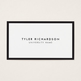 Networking business cards and business card templates for Student business card template