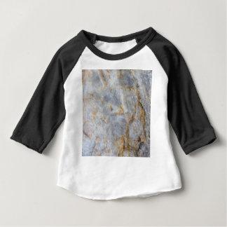 Classic Grey Quartz Crystal Baby T-Shirt