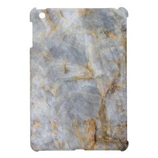 Classic Grey Quartz Crystal Cover For The iPad Mini
