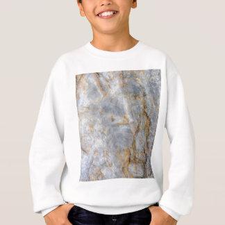 Classic Grey Quartz Crystal Sweatshirt