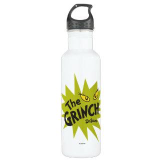 Classic Grinch | Green Starburst 710 Ml Water Bottle