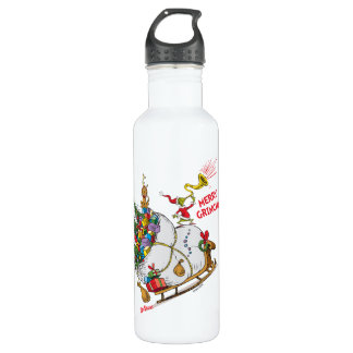 Classic Grinch | Merry Grinchmas! 710 Ml Water Bottle