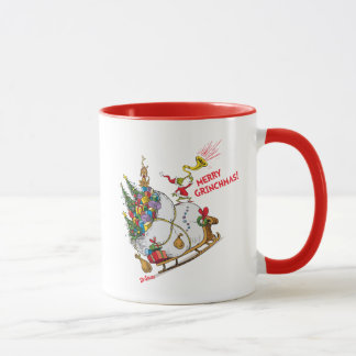 Classic Grinch | Merry Grinchmas! Mug