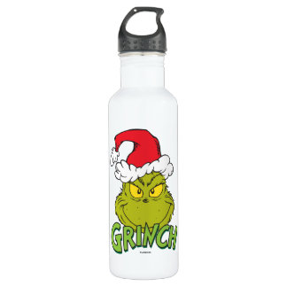 Classic Grinch | Naughty or Nice 710 Ml Water Bottle