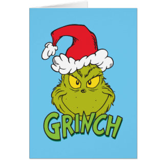 Classic Grinch | Naughty or Nice Card