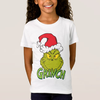 Classic Grinch | Naughty or Nice T-Shirt