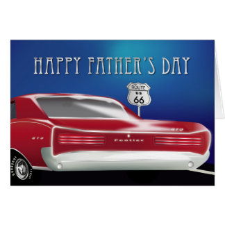Classic GTO Greeting Card