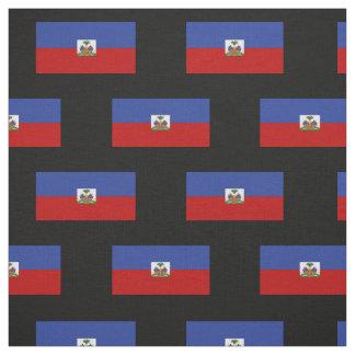 Classic Haitian Flag Fabric