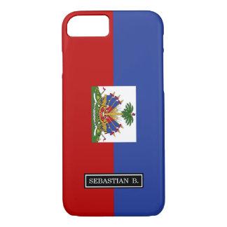 Classic Haitian Flag iPhone 7 Case