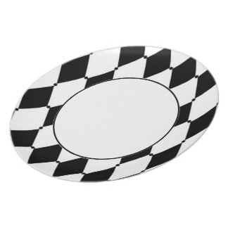Classic__Harlequin_French_Vintage-Home-Yacht Plate