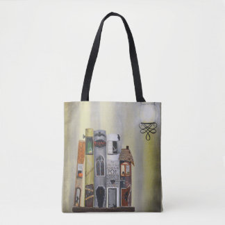 Classic Horror All-Over-Print Tote Bag