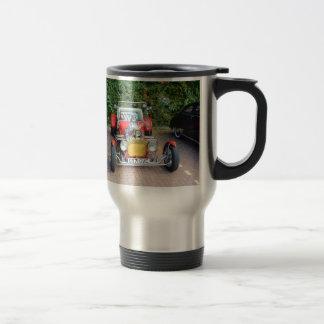 Classic Hot Rod Roadster Travel Mug
