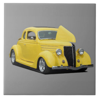 Classic Hot Rod Tile