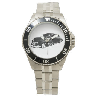 Classic Hot Rod Watch