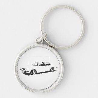 Classic HQ Holden Keyring